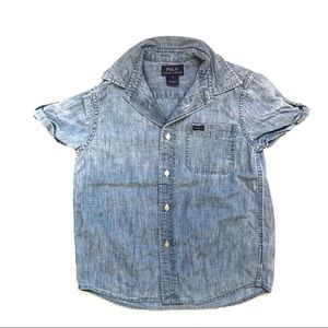 Polo Ralph Lauren Button-down Chambray Shirt